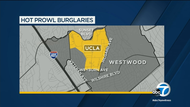 UCLA students urged to be on alert after on-campus burglaries on culver city bus map, los angeles bus map, ucla parking map, union station bus map, santa monica bus map, ucla ackerman union map,