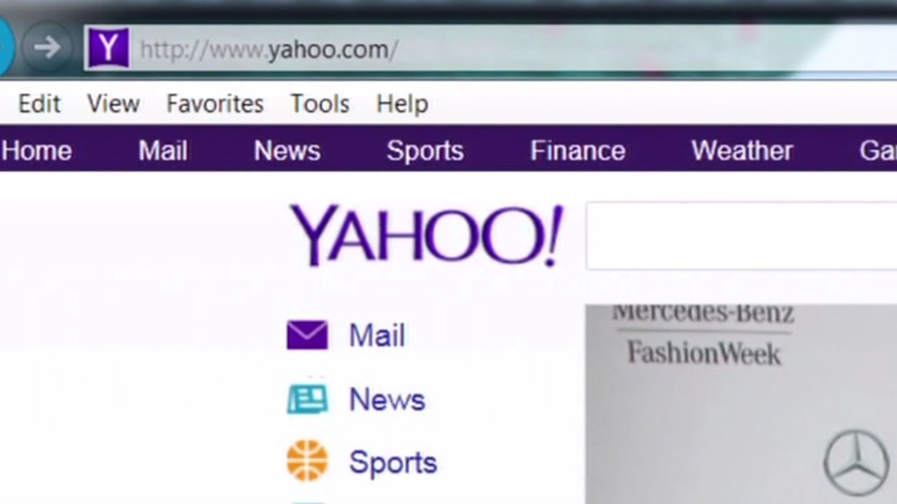 Yahoo! email
