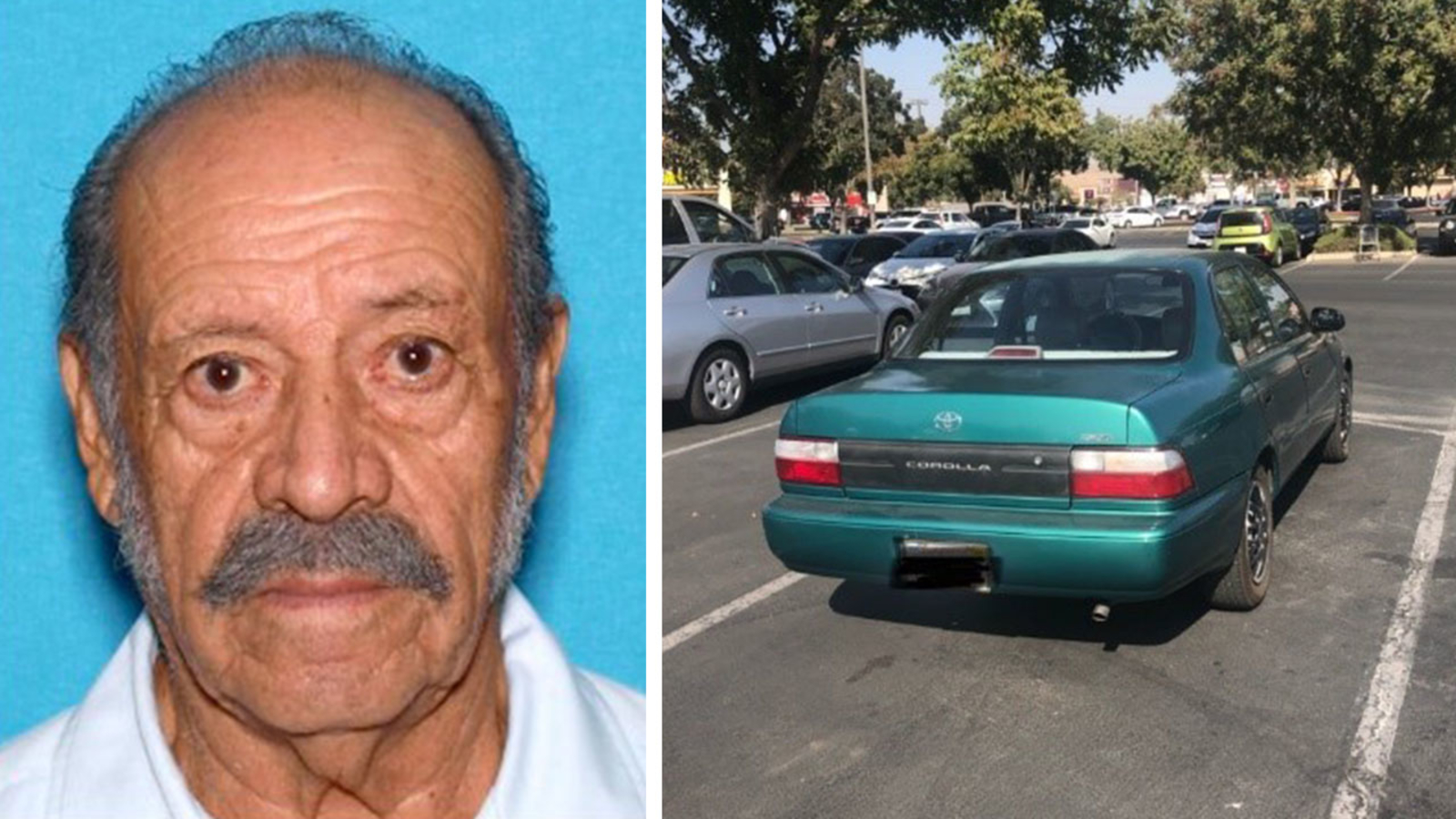 Missing Porterville man found safe in Patterson, police say