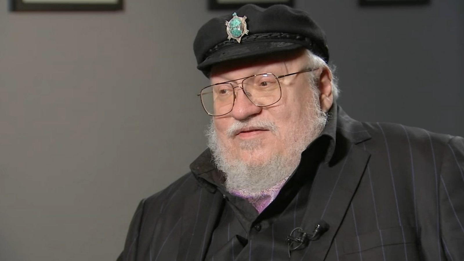 George R.R. Martin says Chicago, NU influenced 'A Song of Ice and Fire,' in town to receive literary award