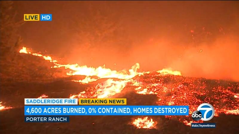 California Wildfires Updates 5610981_101119-kabc-0551am-saddleridge-hernandez-vid-vid