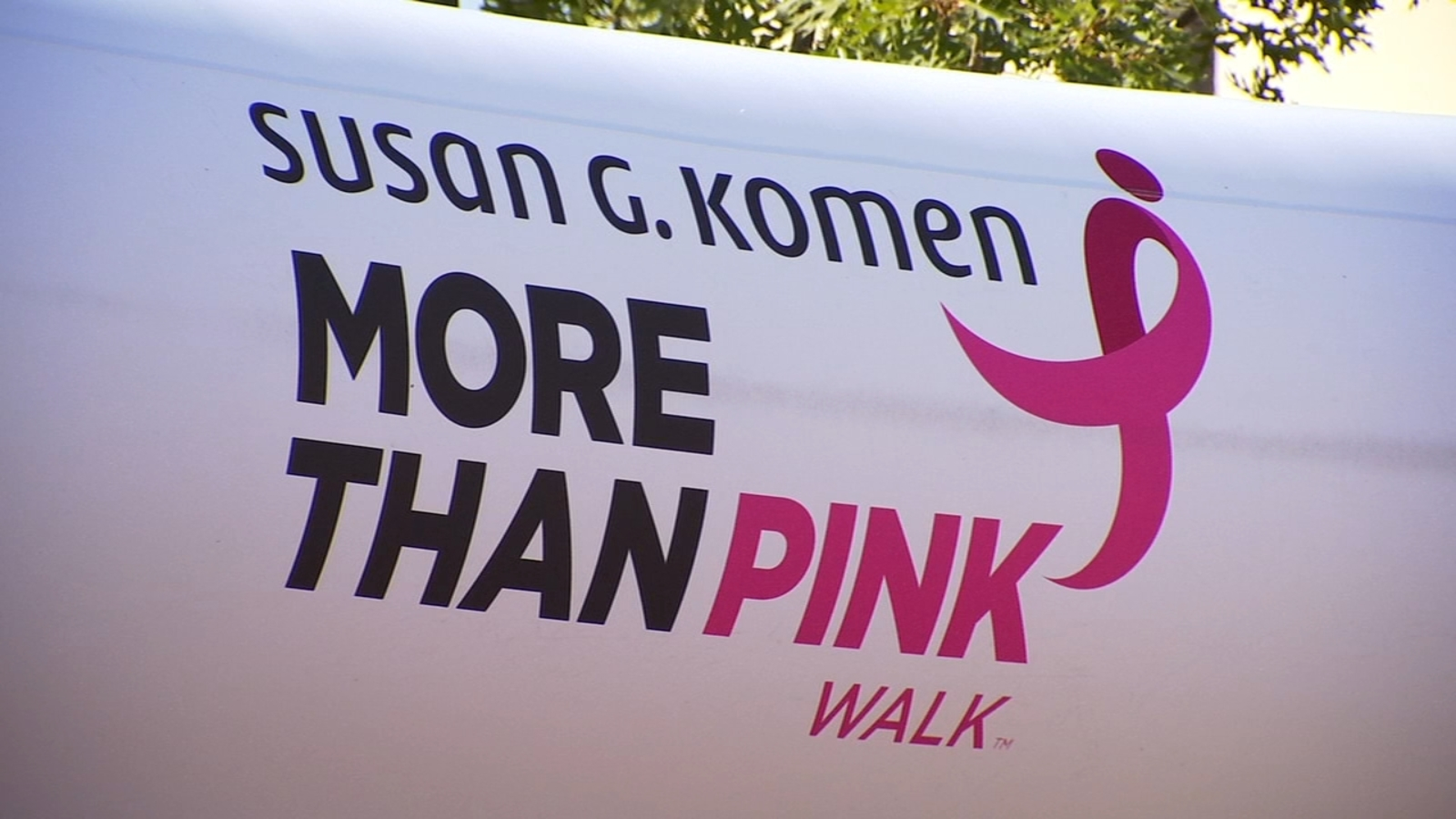 Breast cancer awareness walk is about 'more than pink' for community