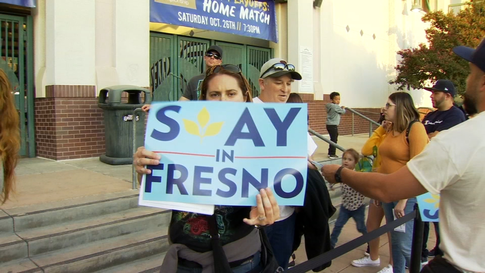 Fans react to uncertain future for Fresno FC Foxes