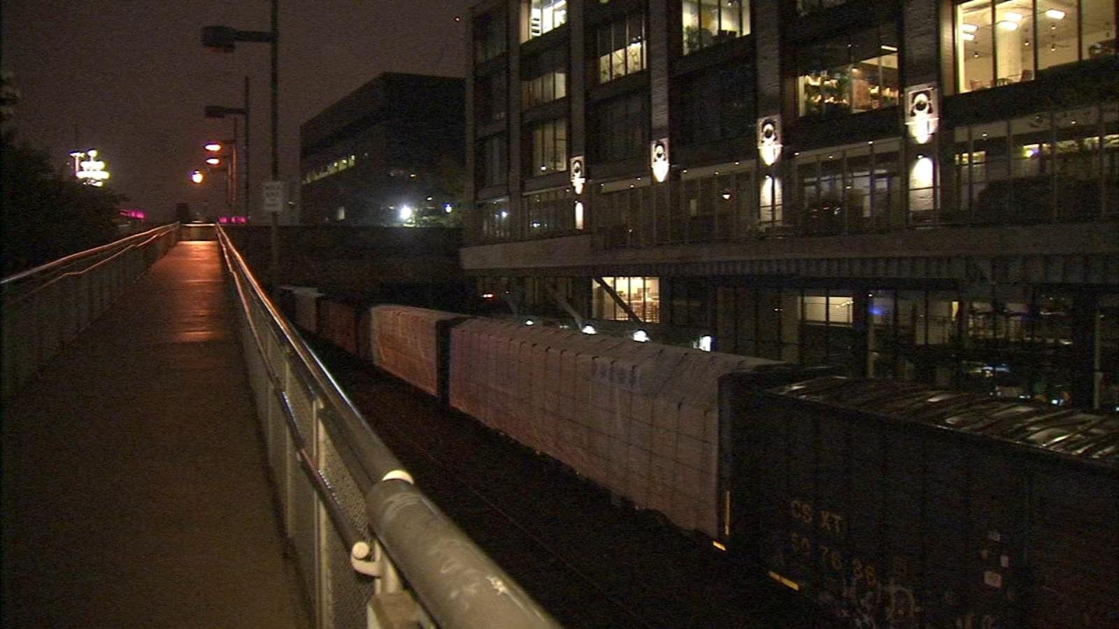 Investigation underway into train car derailment in Center City