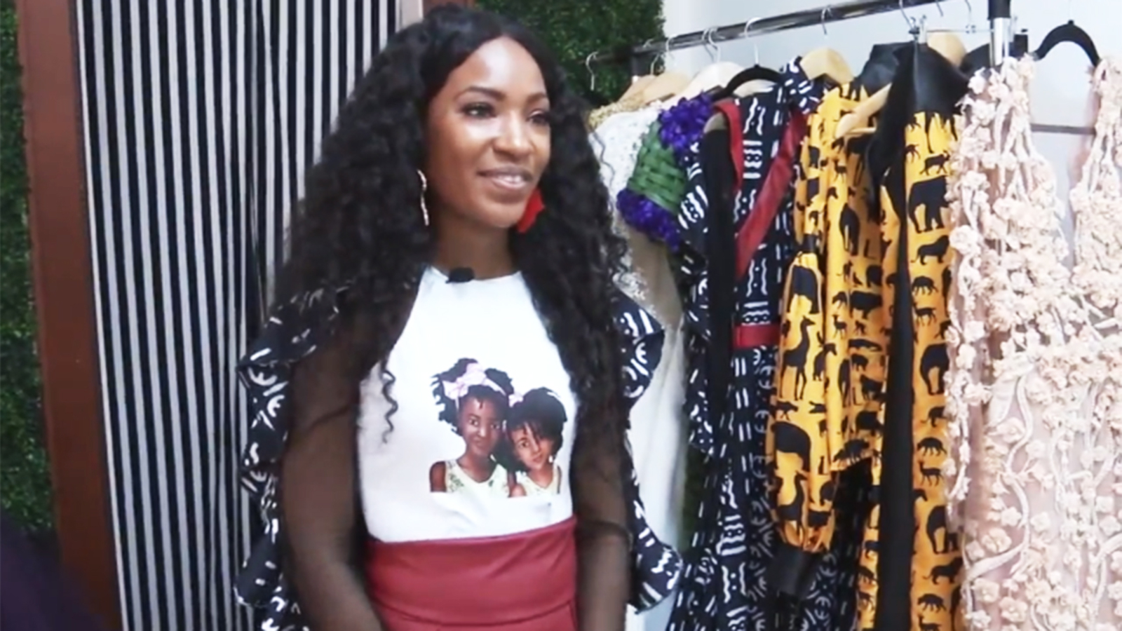 Texas Designer Chasity Sereal Is Making Her Mark In The Fashion World Abc13 Houston