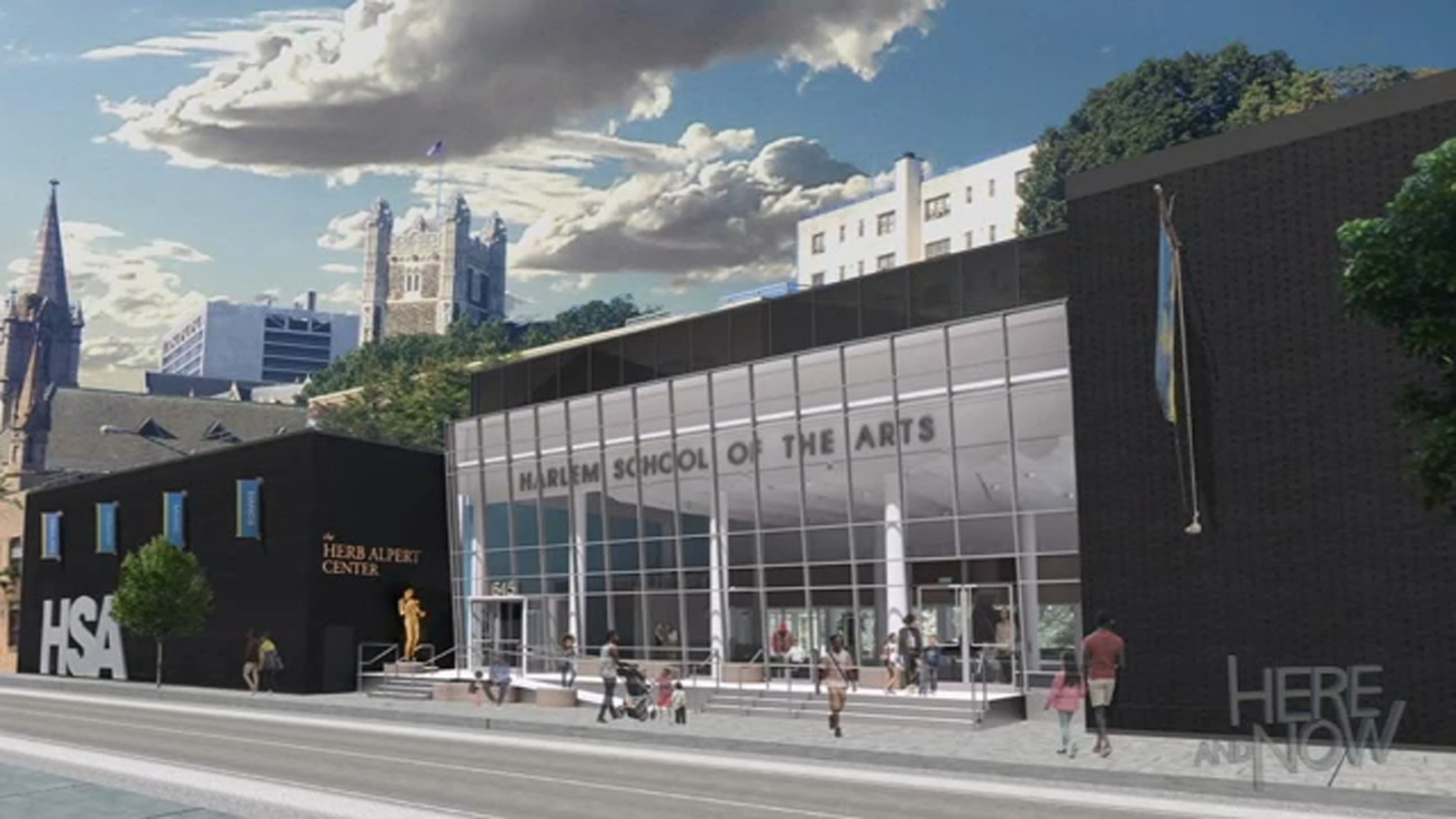 Harlem School of the Arts recieves multi-million dollar gift from The Herb Alpert Foundation