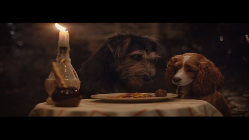 Lady And The Tramp 2019 Remake Trailer Watch New Look At Disney Film Abc13 Houston