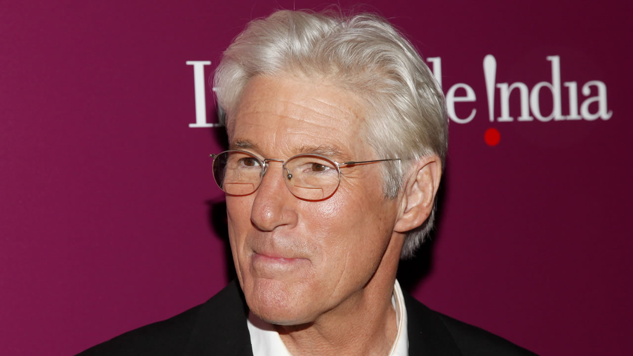 "Richard Gere attends the premiere of ""The Second Best Exotic Marigold Hotel"" at the Ziegfeld Theatre on Tuesday, March 3, 2015, in New York."