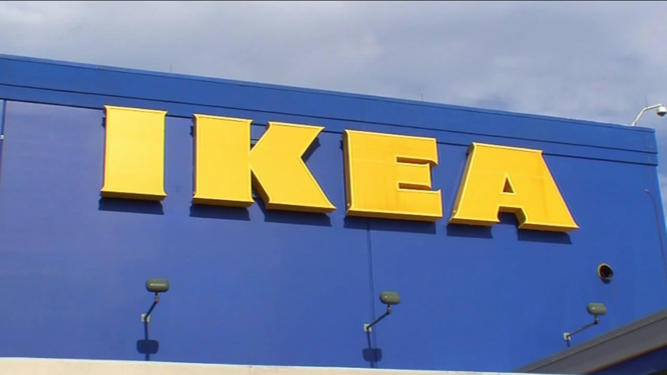 Furniture giant IKEA is asking customers to stop playing hide-and-seek in their stores.