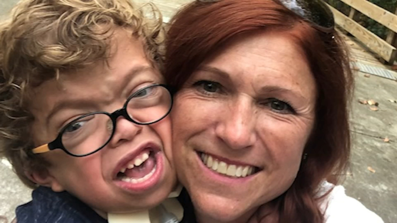 Wake County mom says one-hour bus ride is too long for son with medical device