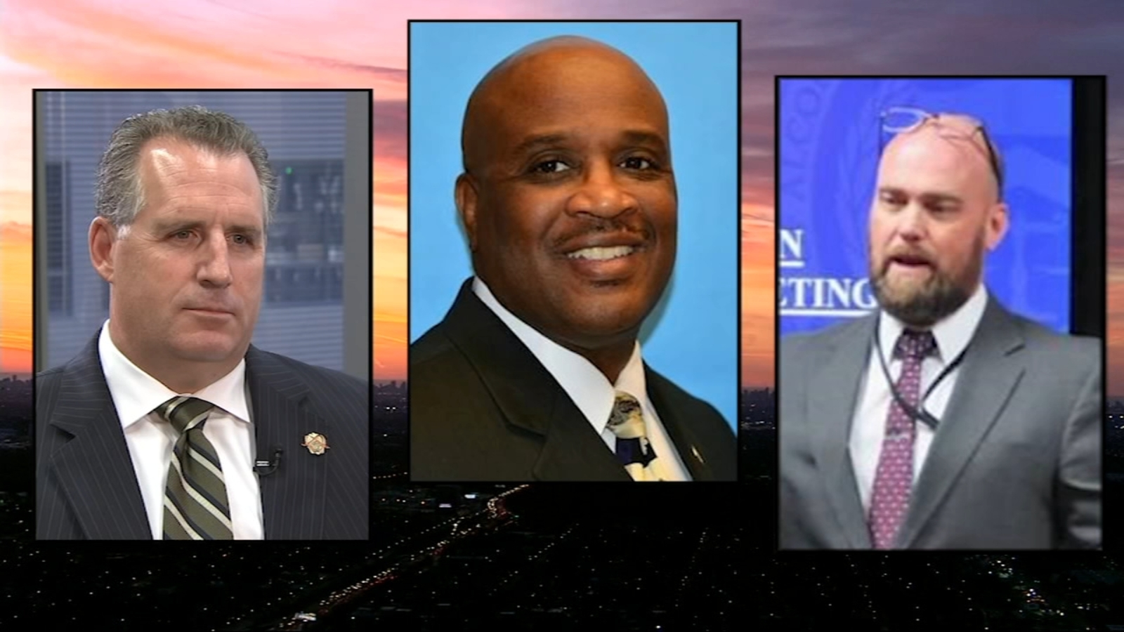 The Big Three: Fresh Chicago leadership at major federal law enforcement agencies
