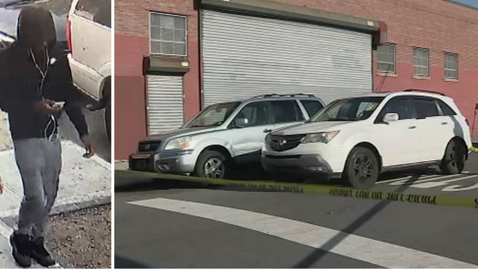 Police searching for man after car stolen with 6-year-old inside in Brooklyn