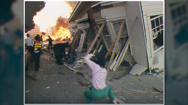 The Earthquake Effect 30 Years After Loma Prieta Earthquake Scientists Call San Francisco Bay Area Tectonic Time Bomb Abc7 San Francisco