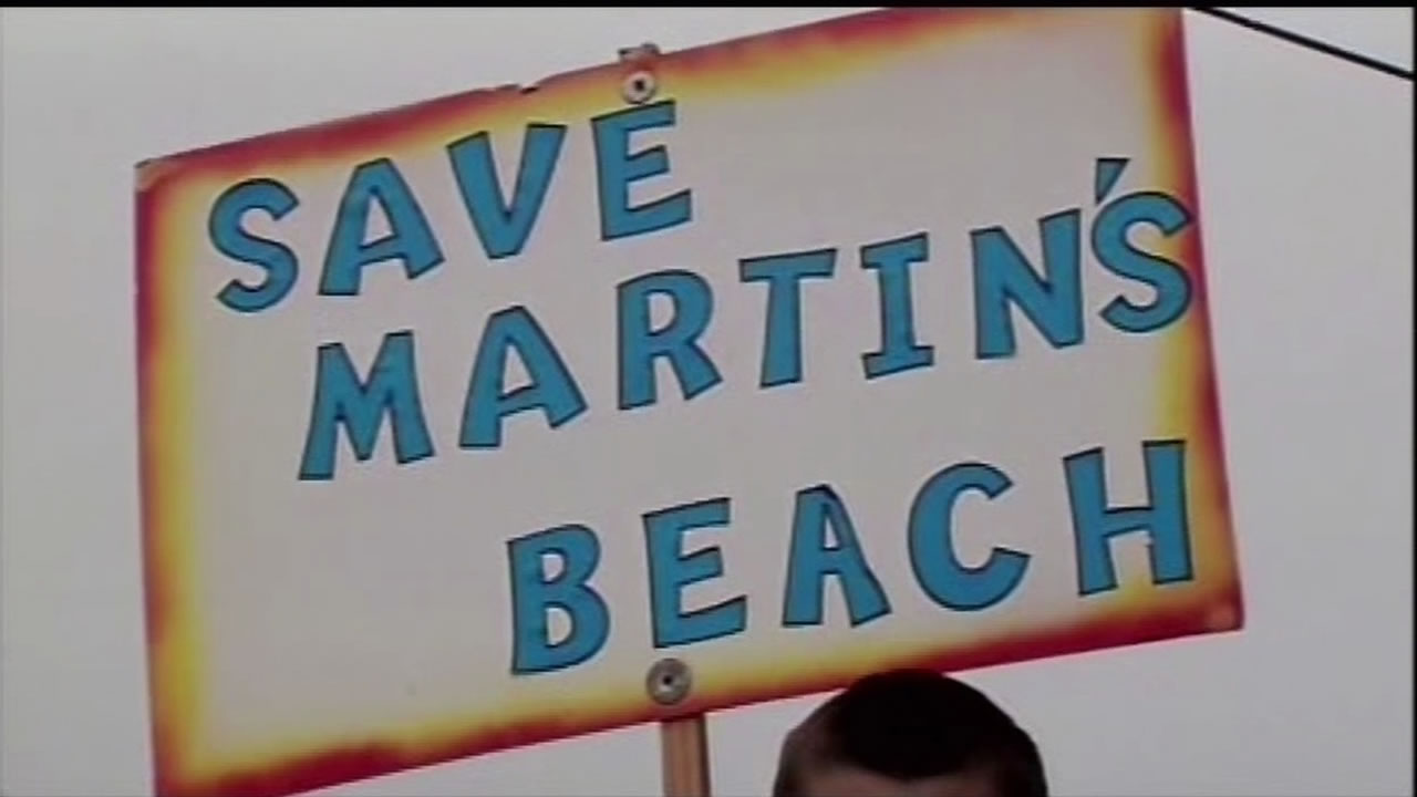 Records indicate Vinod Khosla paid $37.5 million for Martin's Beach and the land around it.