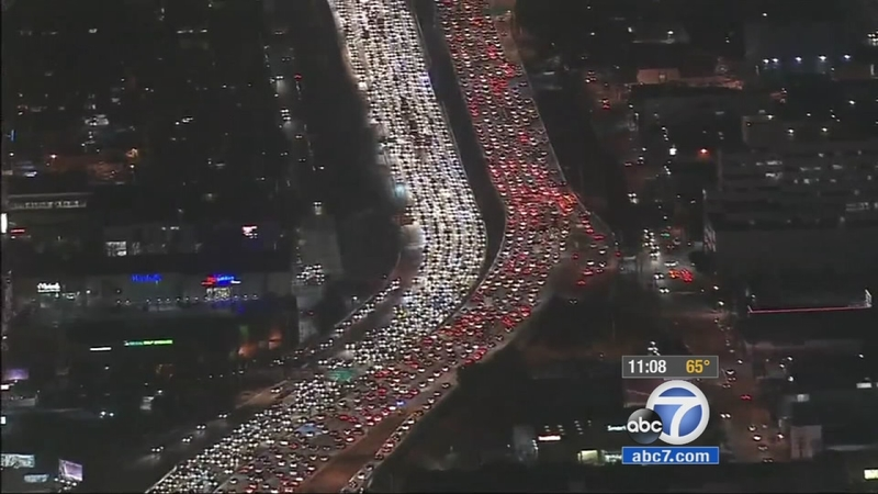 Image result for 405 traffic