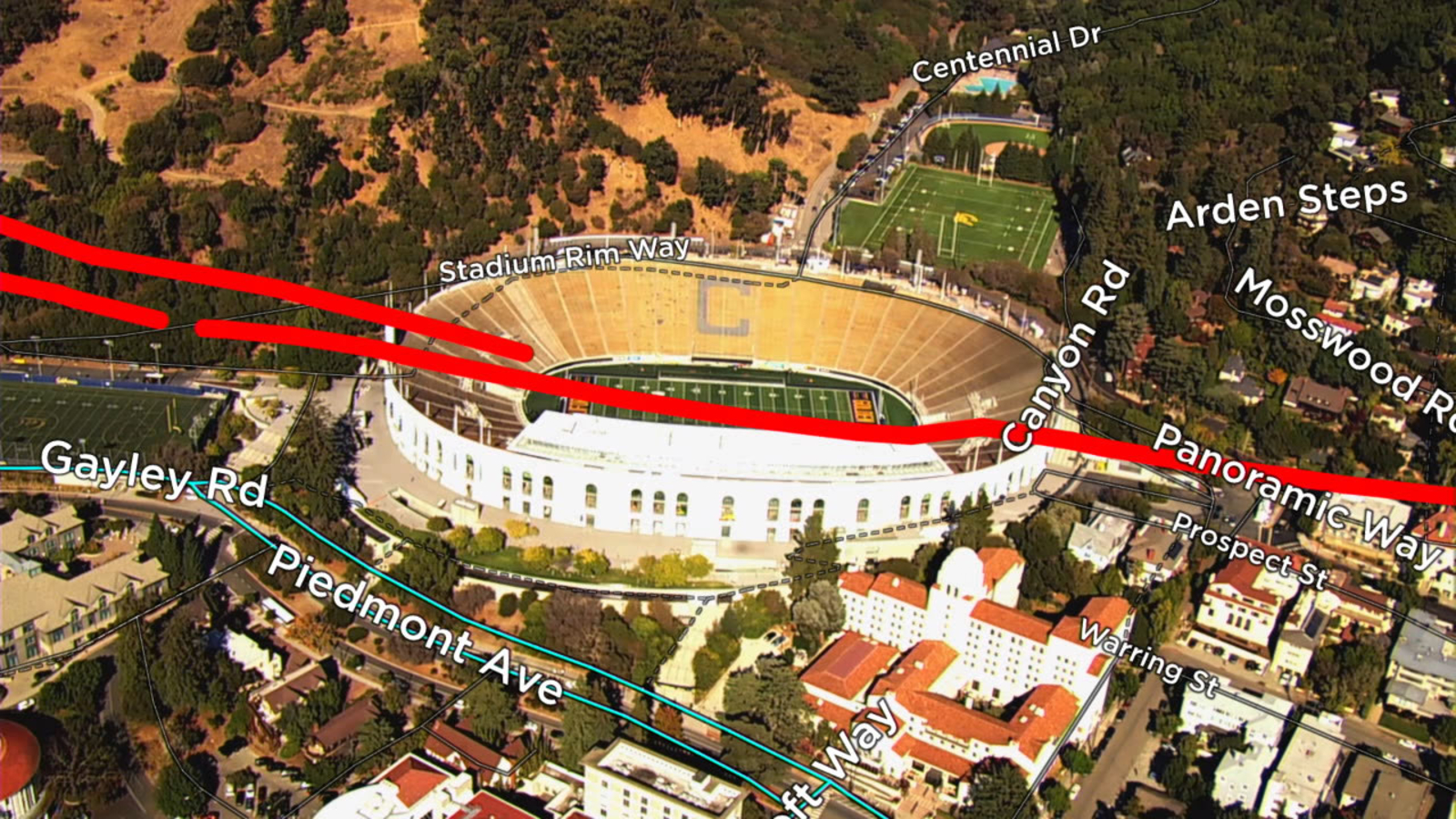 Hayward Fault: The most dangerous fault in America