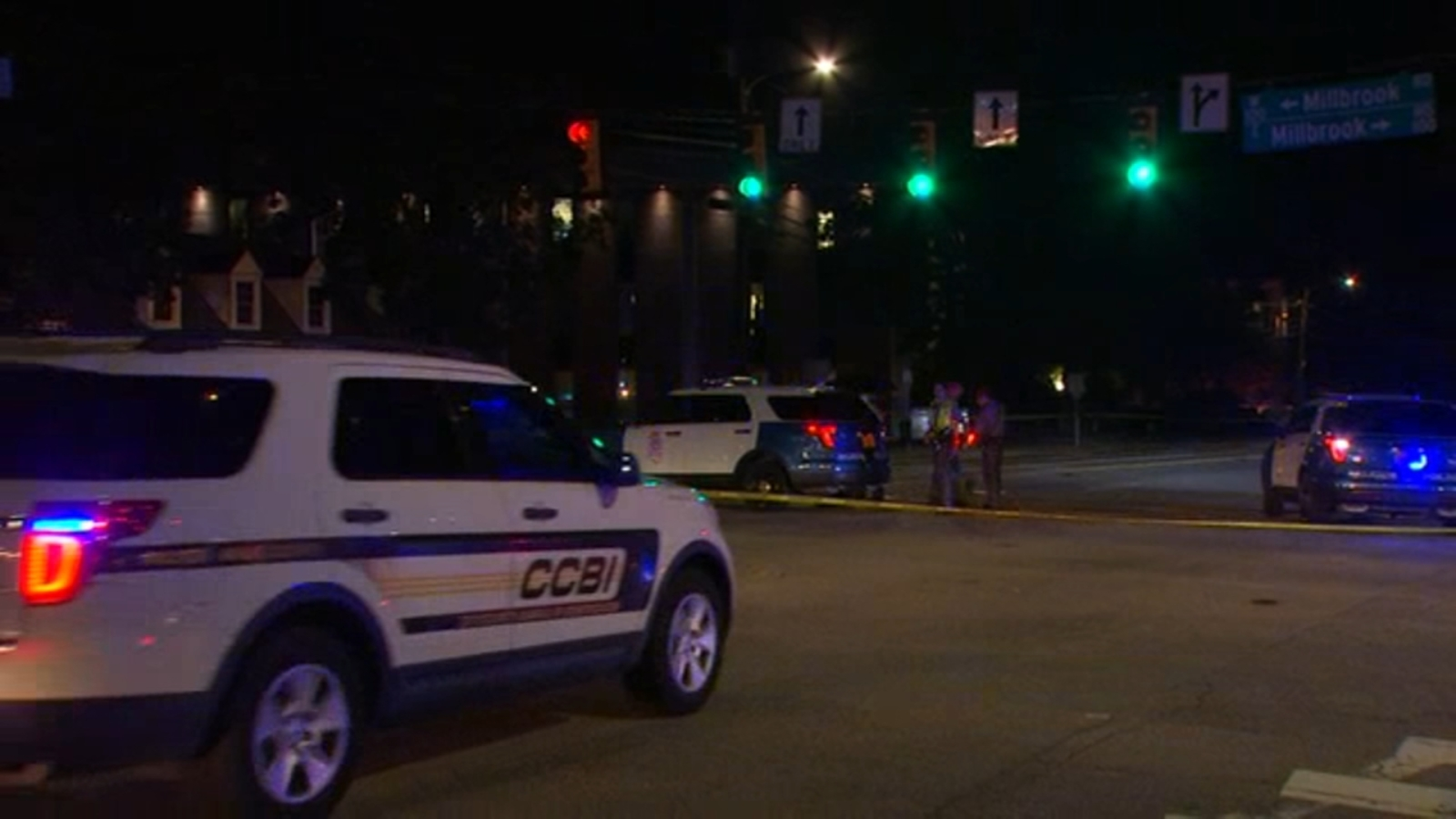 Raleigh crash is Wake County's 3rd pedestrian death in one day