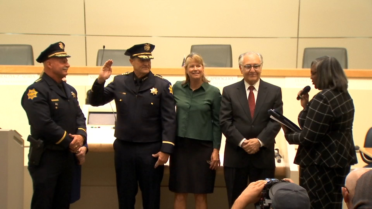 Andy Hall steps in as new Fresno police chief
