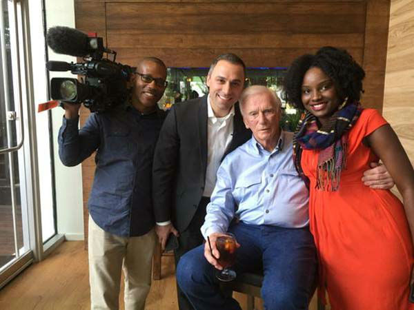 """<div class=""""meta image-caption""""><div class=""""origin-logo origin-image none""""><span>none</span></div><span class=""""caption-text"""">The ABC-13 team in Austin for SXSW interviewed the last man on the moon (KTRK Photo)</span></div>"""