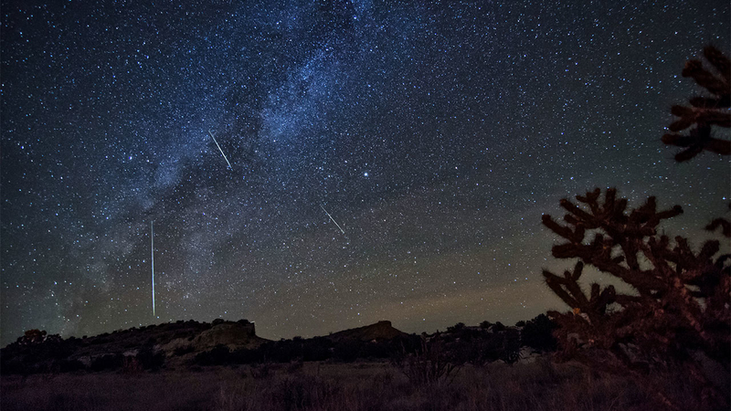 How To Watch The Orionid Meteor Shower Peak In October 2019