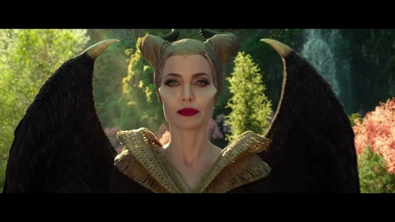 Maleficent Mistress Of Evil Alicia Vitarelli Chats With The Stars In Hollywood