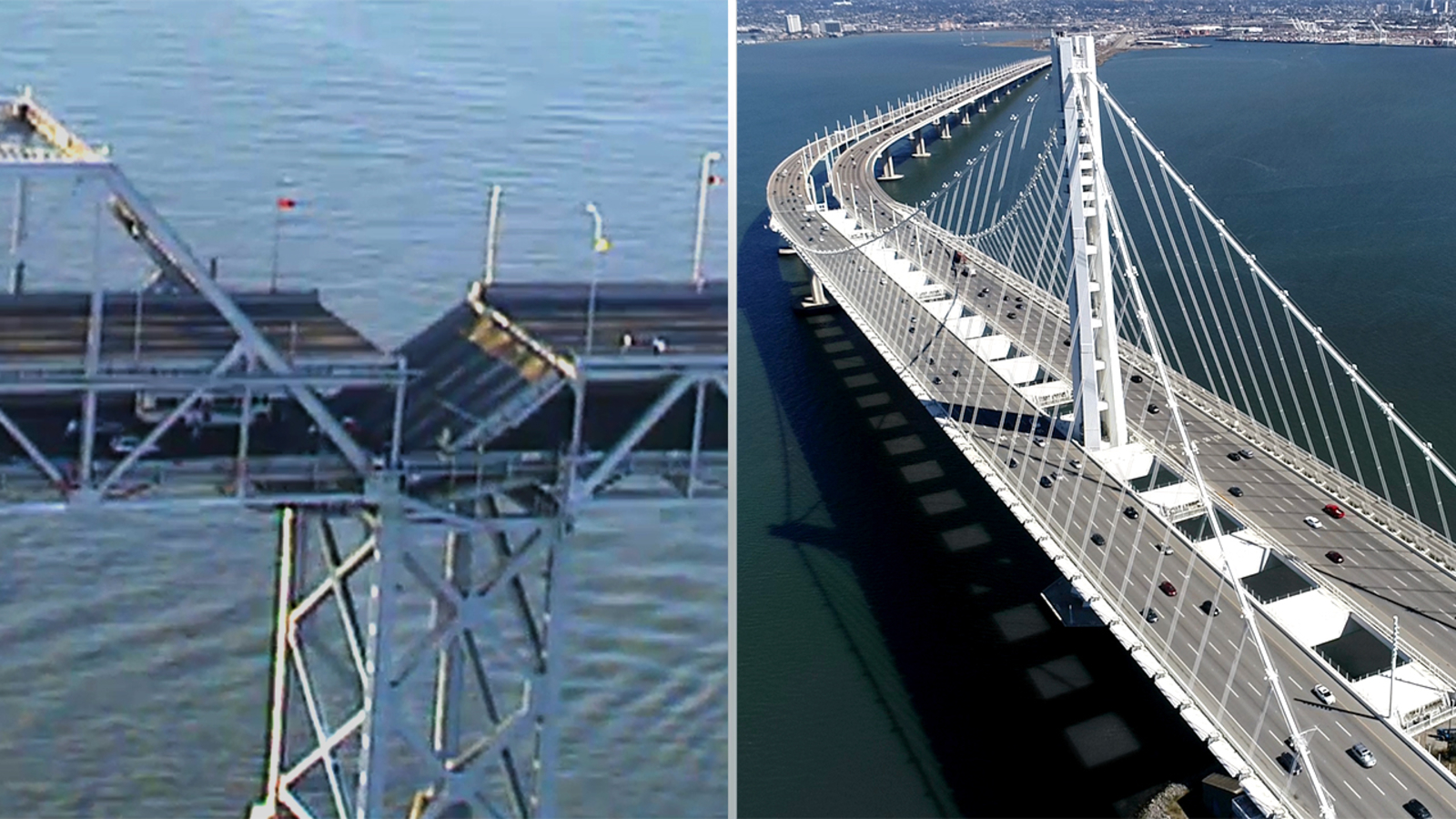The Earthquake Effect Bridging The Faults The Catastrophic Fall And Slow Rise Of The Bay Bridge After Loma Prieta Abc7 San Francisco