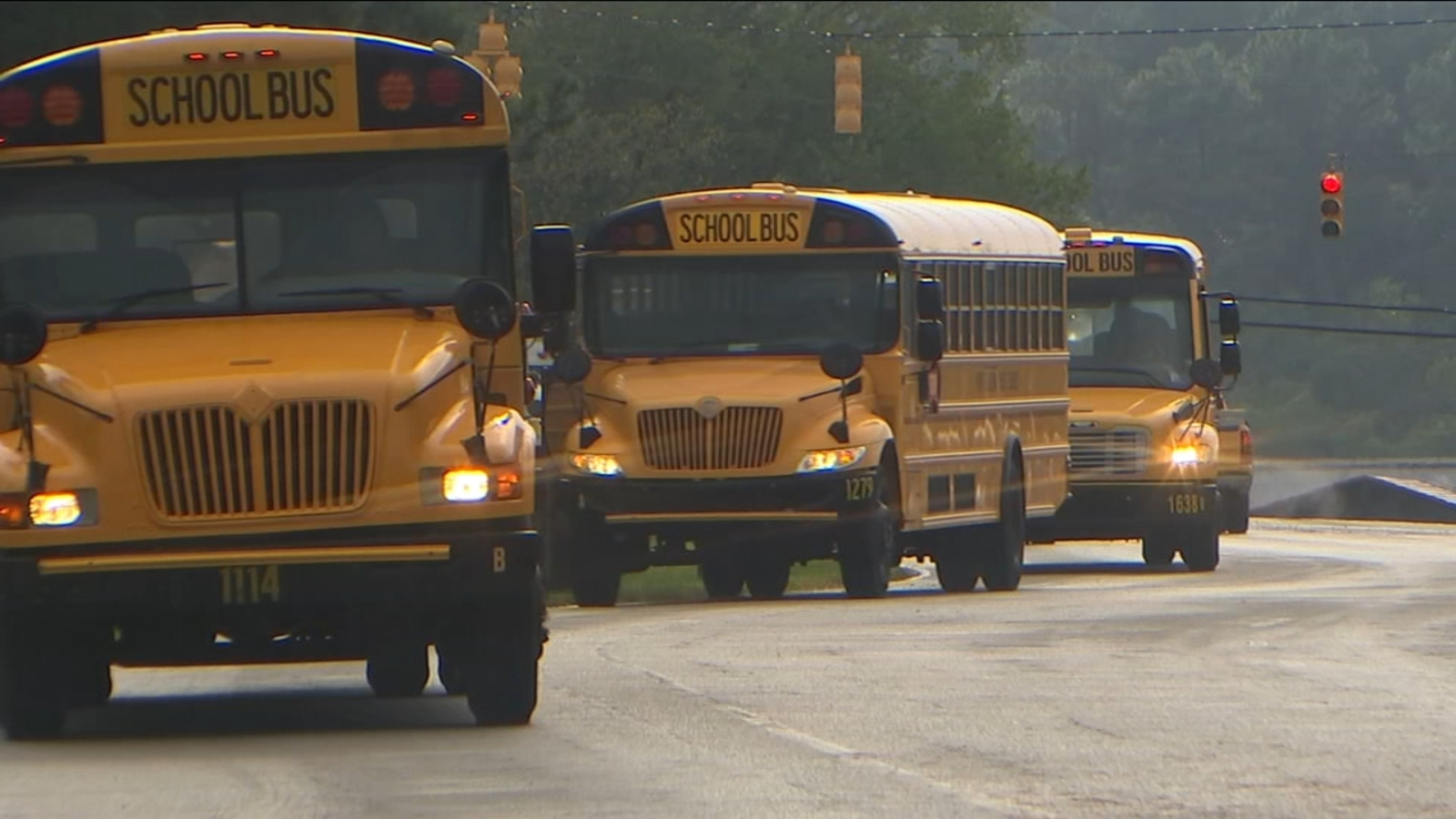 Wake County operates some of the school buses recalled for potentially unsafe seats