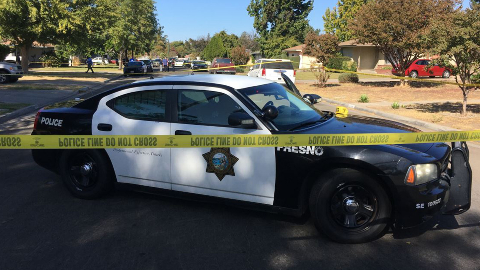 50-year-old woman found dead inside her east central Fresno home
