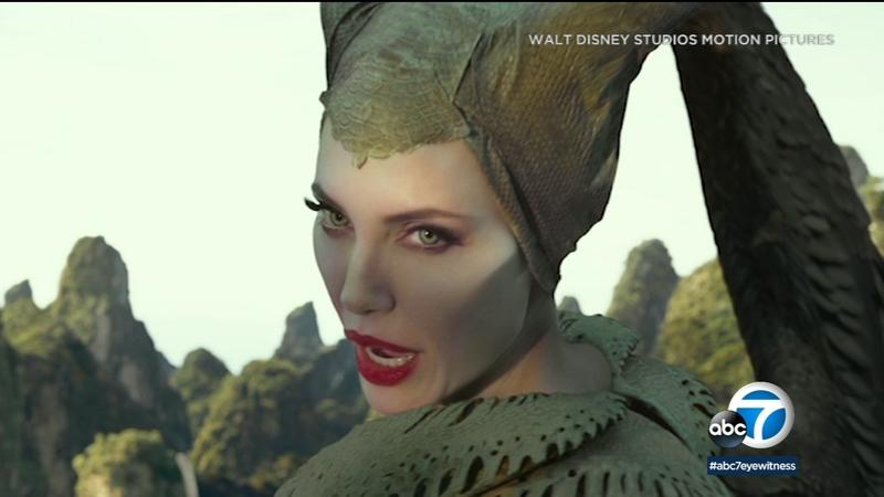 Maleficent Mistress Of Evil Cast Praises Angelina Jolie S