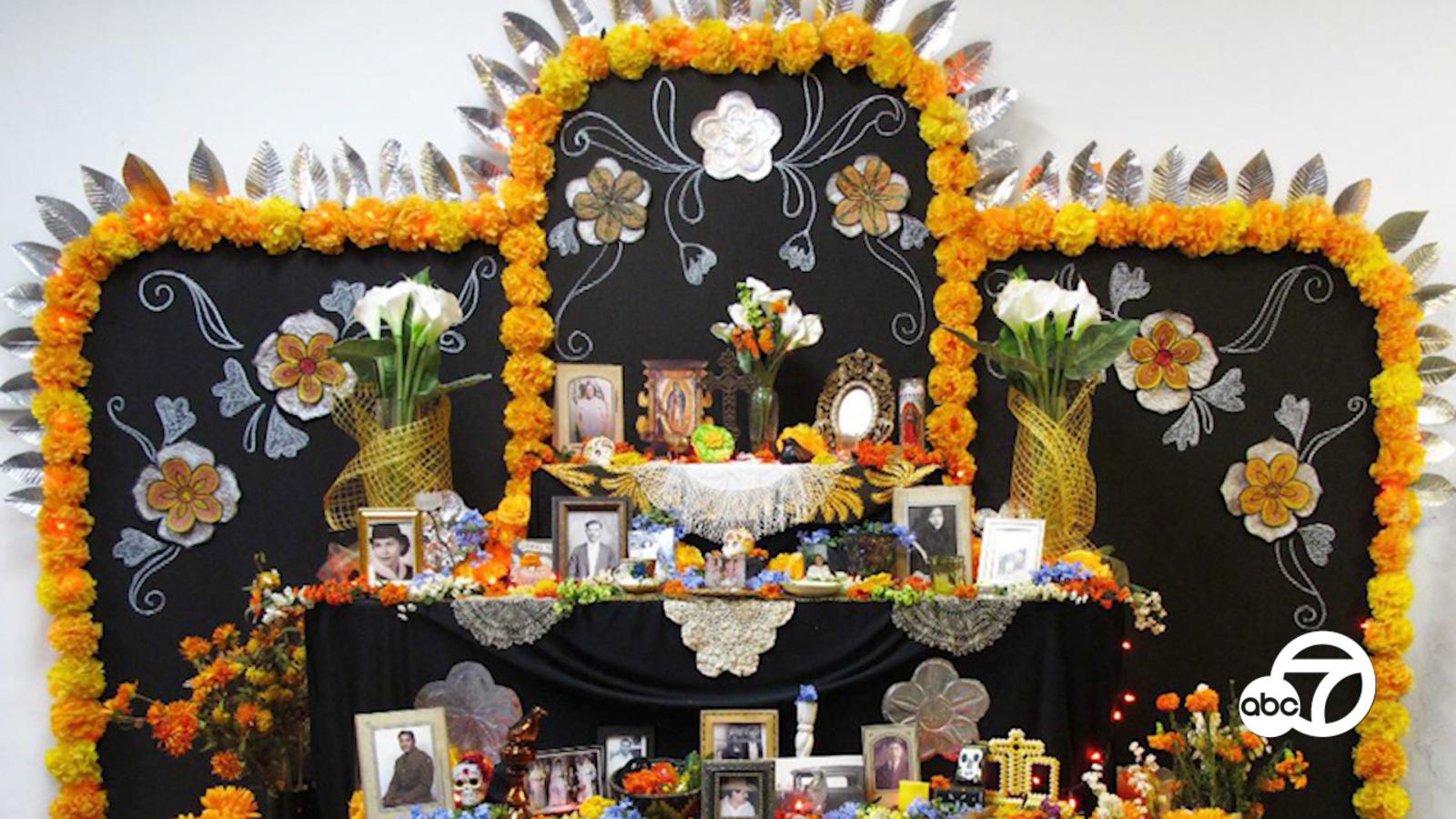 Día De Los Muertos altar: Significance behind key component explained