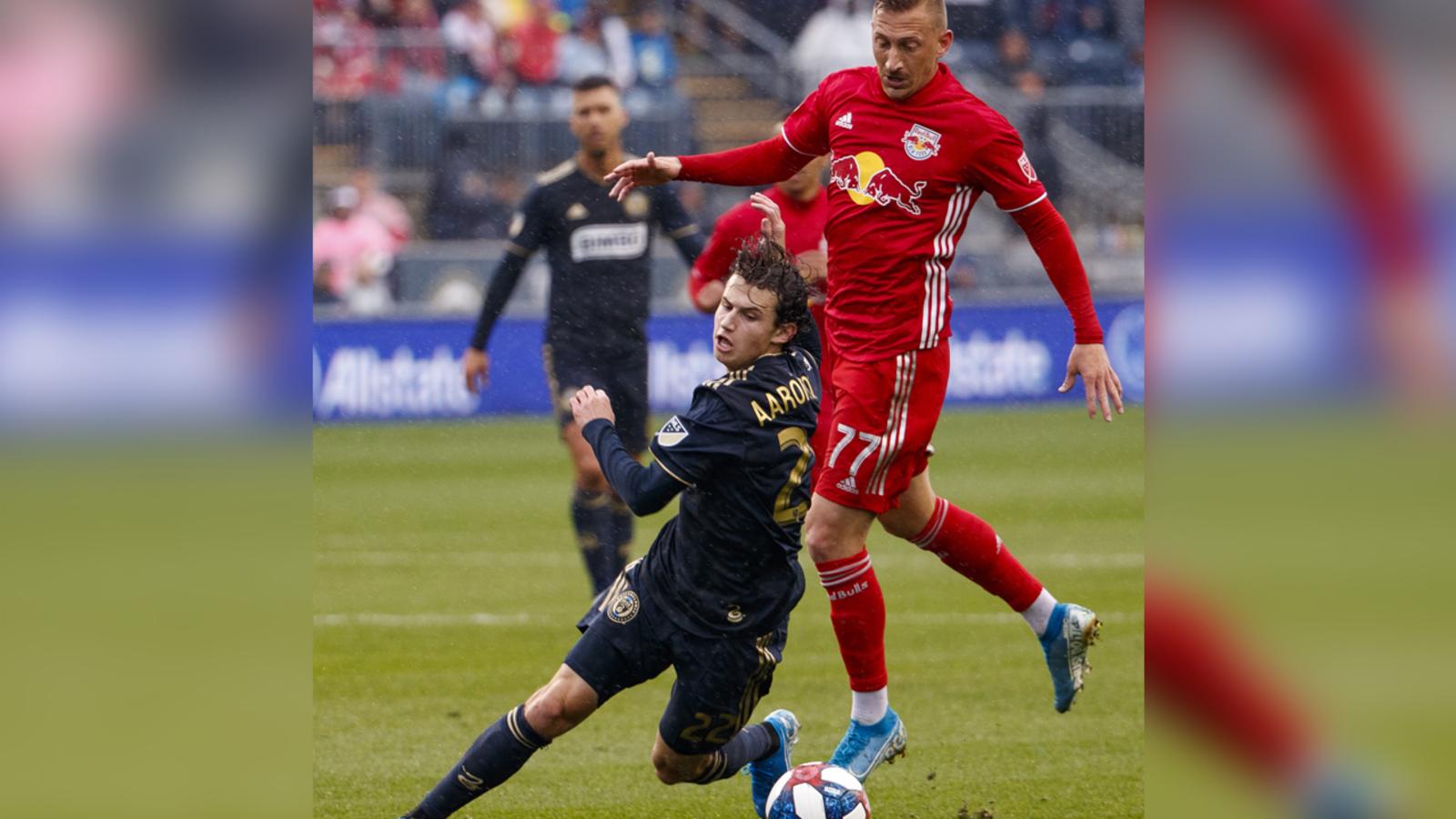 Philadelphia Union win first-ever MLS playoff game, will take on Atlanta United Thursday