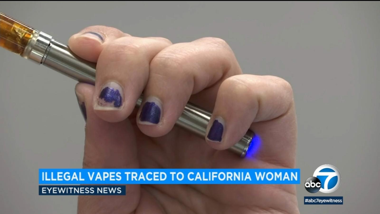 SoCal woman linked to synthetic marijuana poisoning in NC, Utah - KABC-TV