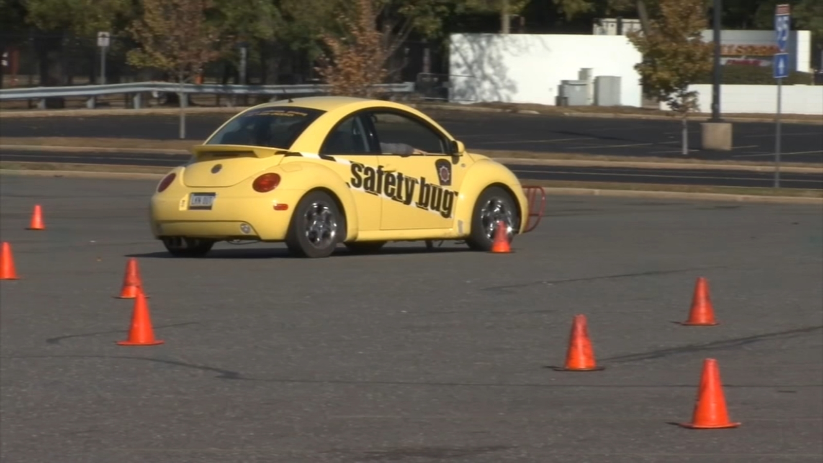Sixers take part in National Teen Driver Safety Week