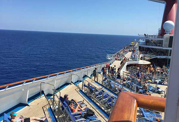 "<div class=""meta image-caption""><div class=""origin-logo origin-image none""><span>none</span></div><span class=""caption-text"">These are images sent to us by passengers aboard the Carnival Triumph.  A passenger went overboard on Tuesday.  A body was recovered the following day. (Nena Robinson)</span></div>"