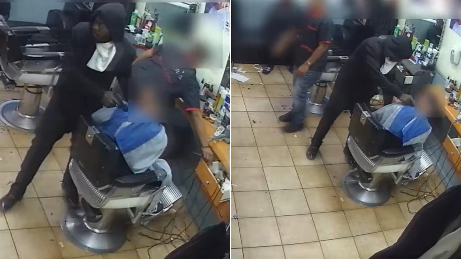Man robbed at gunpoint in Brooklyn barbershop chair