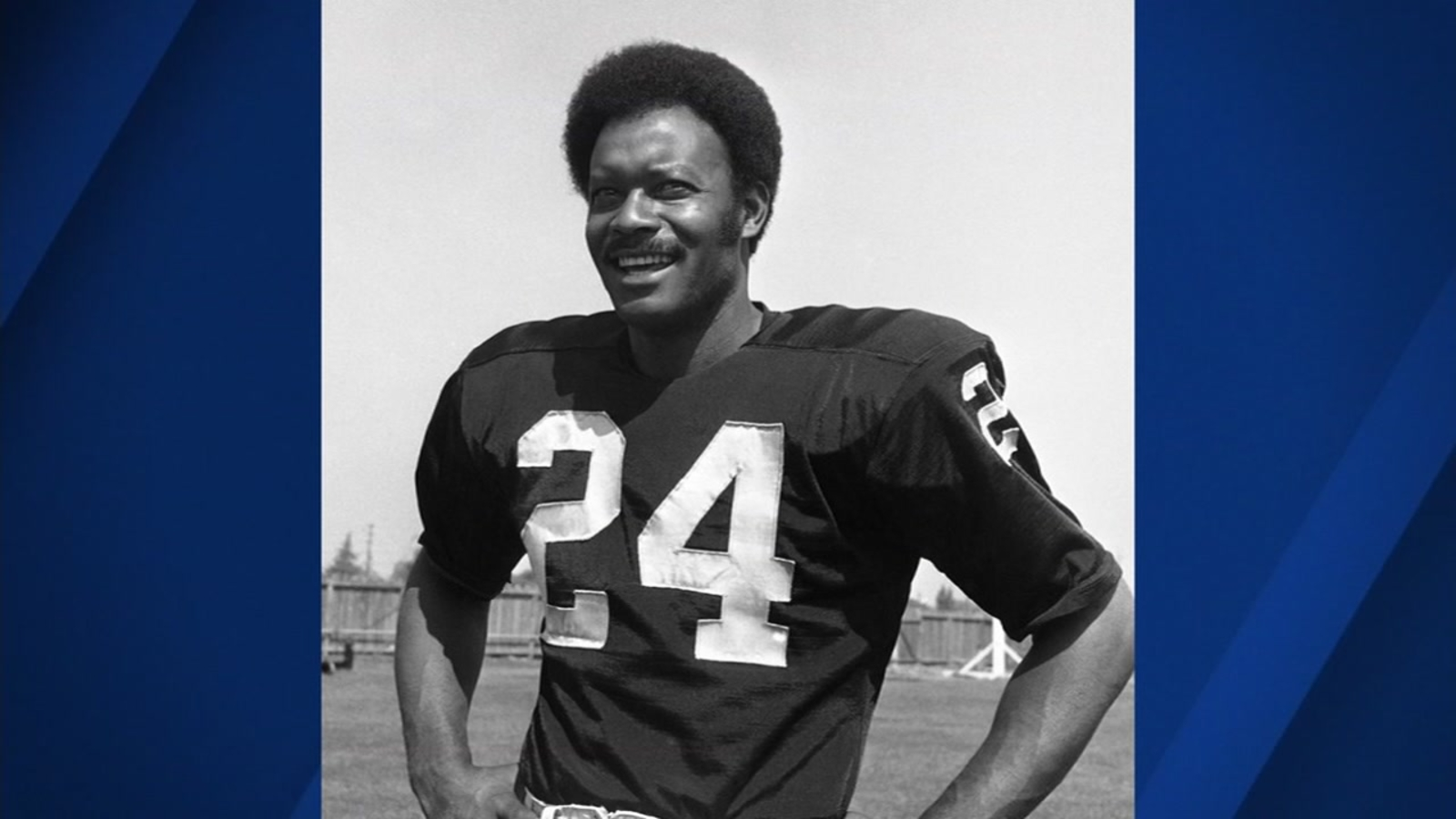 Legendary Oakland Raider Willie Brown has died