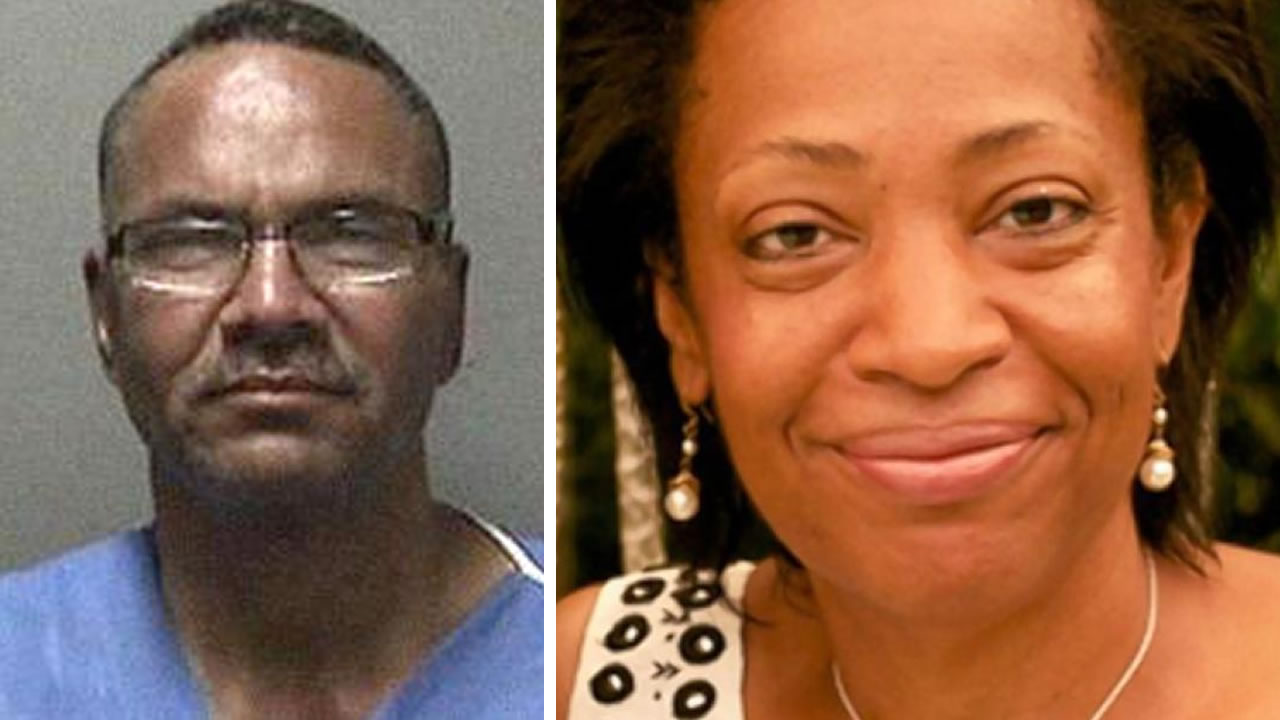 Randy Alana, left, is accused of killing Sandra Coke, right, who disappeared from her Oakland, Calif. home on Aug. 4, 2013.