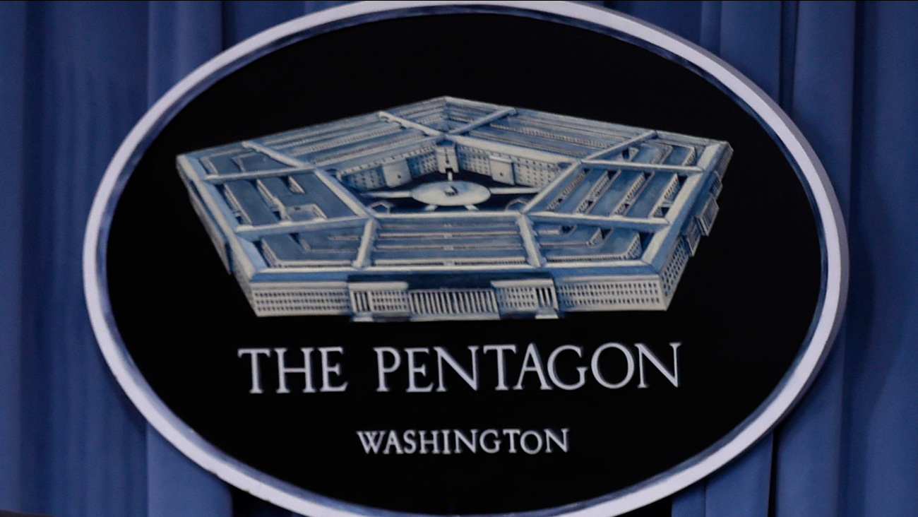 The Pentagon logo