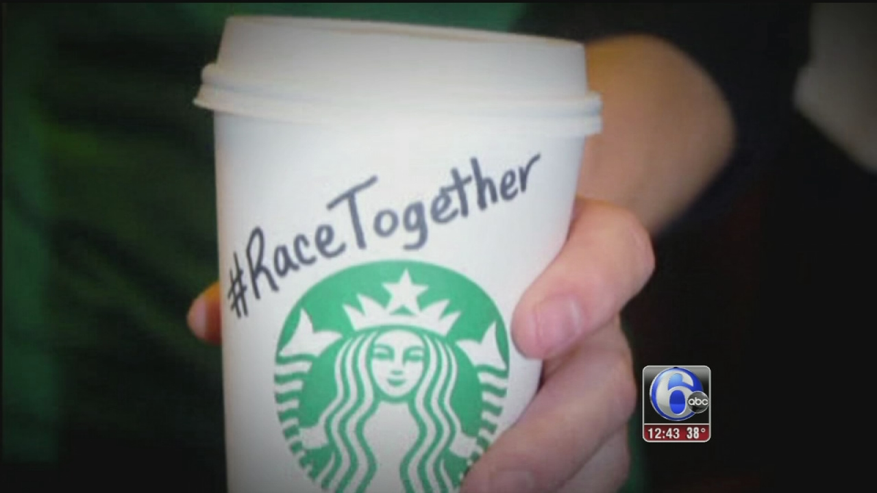 VIDEO: Starbucks racetogether backlash