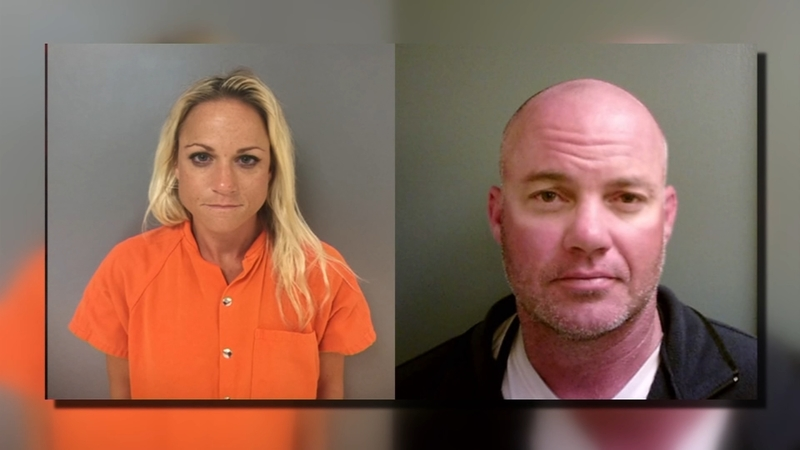 Deputy and his wife face 60 counts of child porn and child rape