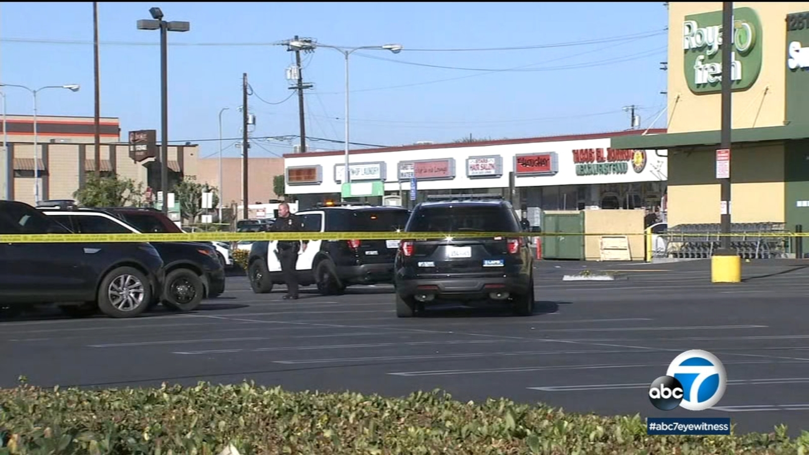 Royal Automotive Group >> North Hollywood shooting involved Armenian gang allegedly extorting Royal Fresh Market owner ...