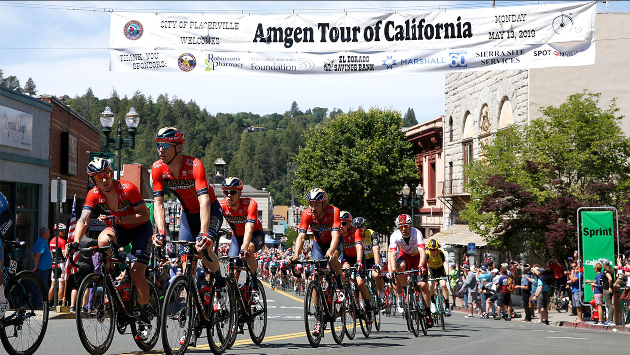 Amgen Tour Of California 2020.Amgen Tour Of California Cycling Road Race Placed On Hiatus