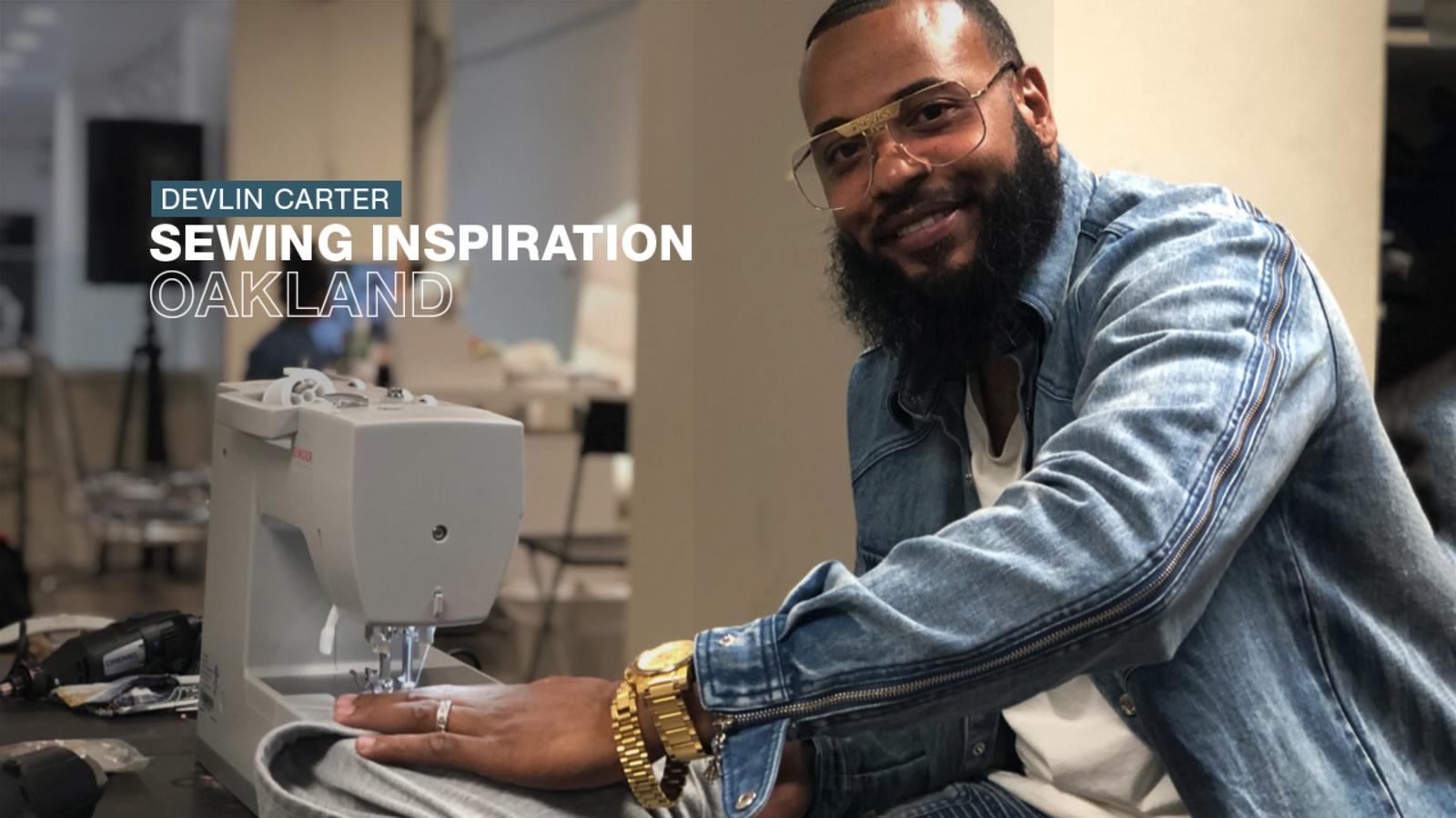 Abc7 Stars Oakland Fashion Designer Teaches Kids To Sew Abc7 San Francisco