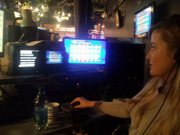 """<div class=""""meta image-caption""""><div class=""""origin-logo origin-image none""""><span>none</span></div><span class=""""caption-text"""">Producer Allison is running the teleprompter during the morning show</span></div>"""