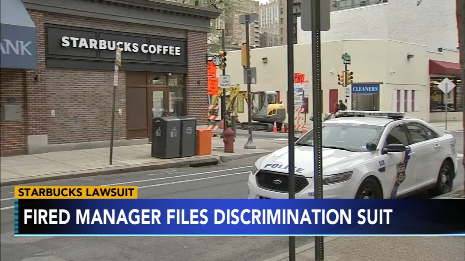 Former Starbucks regional director suing company, claiming racial discrimination after Philadelphia incident