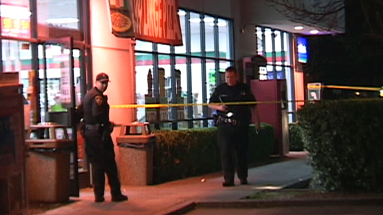 Deputies investigate shooting in Petaluma.