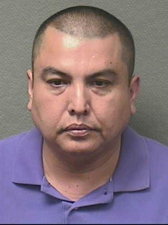 """<div class=""""meta image-caption""""><div class=""""origin-logo origin-image none""""><span>none</span></div><span class=""""caption-text"""">Aguirre, Huver, wanted for Possession with intent to deliver Controlled Substance (Photo/Harris County Sheriff's Office)</span></div>"""