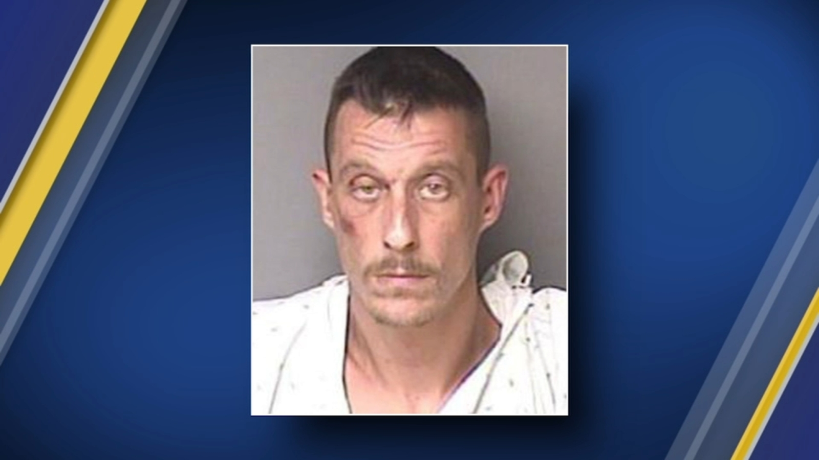 Police: Man gets naked at church, punches churchgoer in