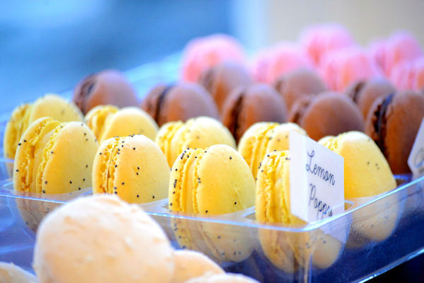 """<div class=""""meta image-caption""""><div class=""""origin-logo origin-image none""""><span>none</span></div><span class=""""caption-text"""">French macarons are the """"heart and soul"""" of WOOPS!, said Ellie Lippel, the vice president of Marketing and Business Development at WOOPS!</span></div>"""