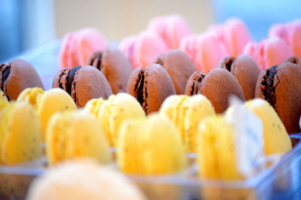 """<div class=""""meta image-caption""""><div class=""""origin-logo origin-image none""""><span>none</span></div><span class=""""caption-text"""">Macarons are an """"experience,"""" Lippel said. People get obsessed over their taste, texture and the """"explosion of ganache flavor.""""</span></div>"""